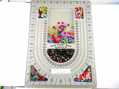 Jewellery Craft Wholesale Supply Findings Making Bead Beading Design Board (Bb1)