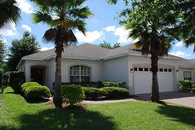 Florida Holiday Villa, 4 bedrooms/sleeps 8, own pool/games room, nr Disney/Golf