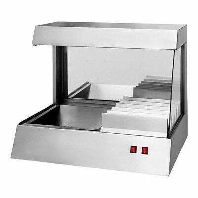 Heated Chip / Fry Station, Benchtop, Fast Food / Commercial Kitchen Supplies