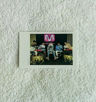 HISTORY Queen HIM Mwave Exclusive Polaroid Photocard Type 2