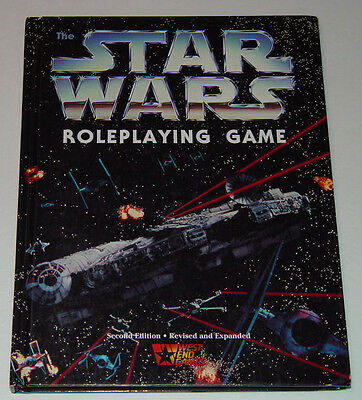 Star Wars RPG 2nd Edition Revised & Expanded
