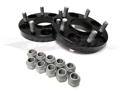 JJR 30mm Bolt-on Wheel Spacers - M12 x P1.25 (5 x 100) 56.1mm