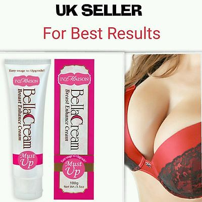 Breast & BUM Enlargement 100g Breast Enlargement Enhancement Cream Best Result