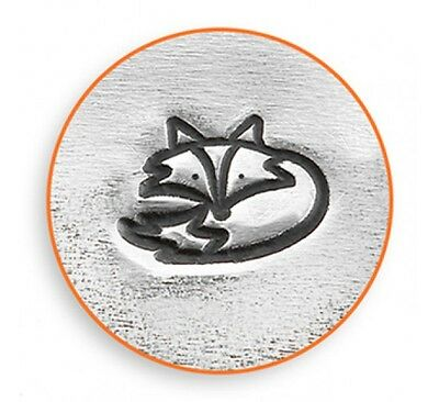 ImpressArt Fox Design Stamp For Hand Stamping  What Does The Fox Say