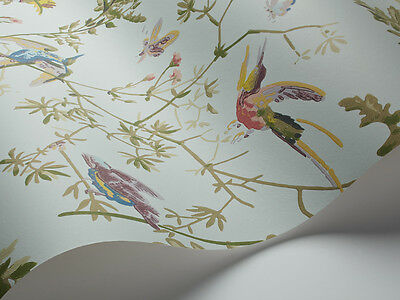 1 Roll Of John Lewis Cole & Son Archive Hummingbirds Wallpaper 100/14069