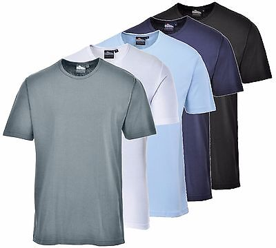 Portwest B120 thermal short sleeve t-shirt all colours size XS-3XL