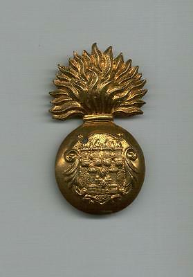 A Victorian Cap Badge for the Dublin Fusiliers- ideal Re-enachtments