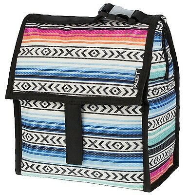 Pack-It Freezable Lunch Bag Fiesta PKT-PC-FIE Free Shipping