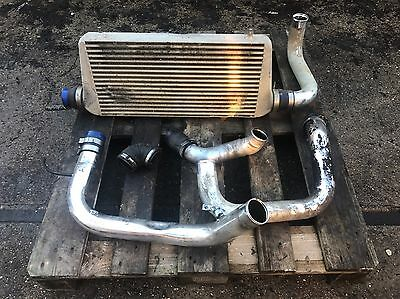 Nissan Skyline R33 GTST RB25DET FMIC Front Mount Intercooler Kit