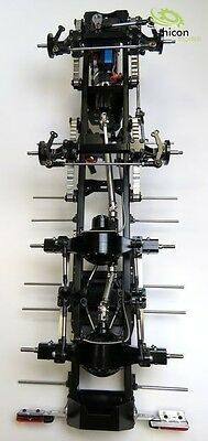 1:14 8x4 thicon-Schwerlast-Chassis LIGHT-2 Bausatz