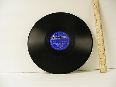 Take Me Out to the Ball Game - 78 rpm record