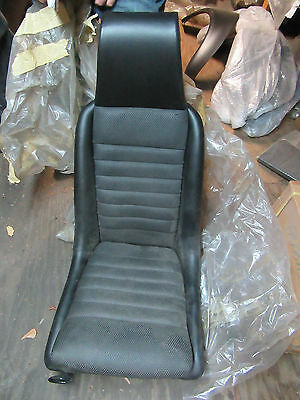 Porsche 914 factory nos new old stock left seat incredible find