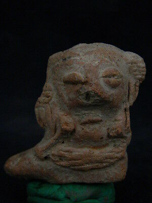 Ancient Teracotta Mother Goddess Torso Indus Valley 600 BC   #TR539