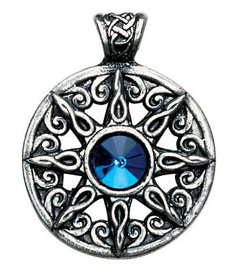 Ring Of The Heavens - Nordic Lights Viking Pendant Necklace