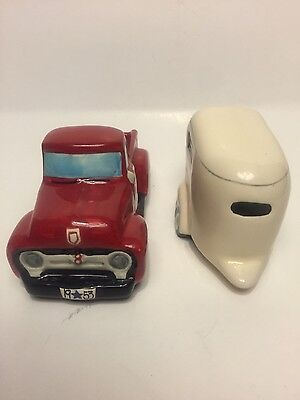Storyteller Arts By Rachel Elizondo Truck & Camper Salt & Pepper Shakers