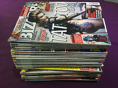 Bizarre magazines Job lot of 30 issues