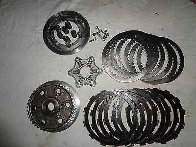 HONDA CBX 1000 79-80 Embrayage avec disques - Cluch with disks