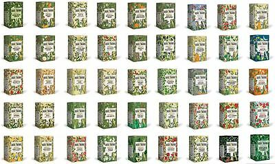 Heath And & Heather Herbal Organic Teas Tea Sachets - Choose From 45+ Flavours