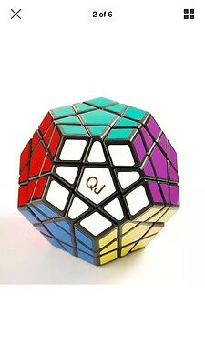 Rubik's cube (12 Sided)