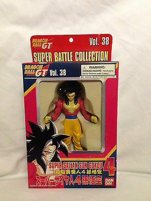 DBZ Super Battle Collection Dragonball GT Super Saiyan Son Gokou 4 - Bandai