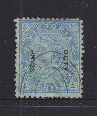 Victoria 2/ Ov/pr Stamp Duty, The Finest We Have Had For A While.