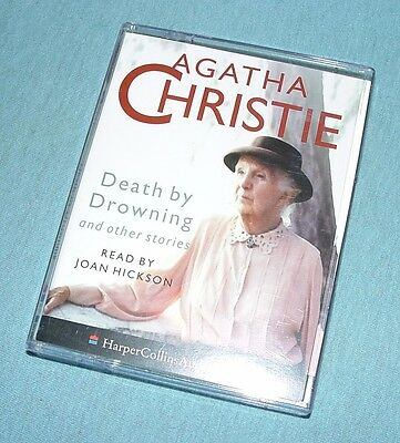 Agatha Christie - Death by Drowning (Audio Book) (2 Tape Cassettes)