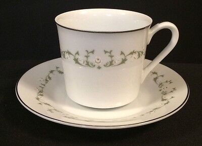 Sheffield Elegance 502 Lot of 3 Cup and Saucers