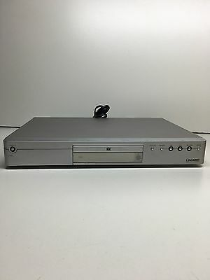 Himage DVR-4010 DVD Recorder Player Silver No Remote