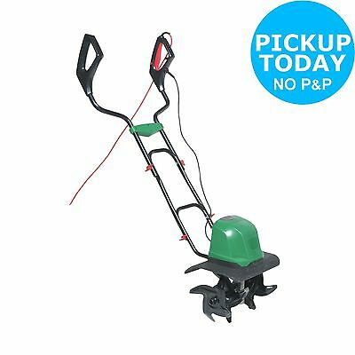 Qualcast TLEG02 Corded Electric Rotavator - 800W -From the Argos Shop on ebay