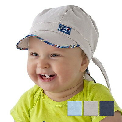 Boys Baby Boy Sun Hat Summer Legionnaire Holiday Peak Cap 12 mths - 6 years