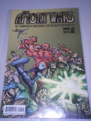 The Amory Wars Issue 9