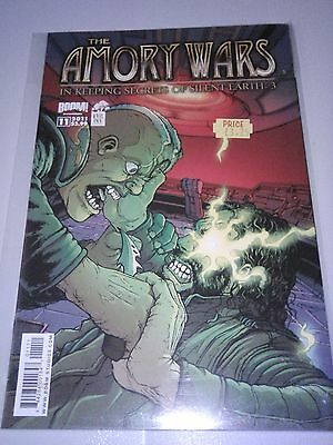 The Amory Wars Issue 11