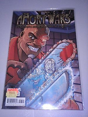 The Amory Wars Issue 7