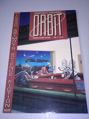 Orbit Issue 2 The Best of Isaac Asimov's Science Fiction Magazine