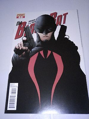 The Black Bat Issue 3