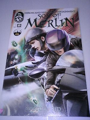 Son of Merlin Issue 2 of 5