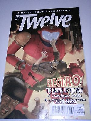 The Twelve Issue 10 of 12
