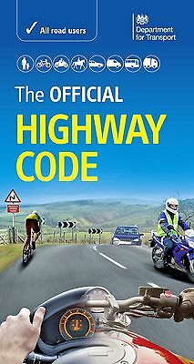 Official Highway Code Book Dvsa Latest Edition
