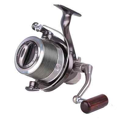Wychwood Riot 65 Big Pit Carp/Pike Reel With Spare Spool