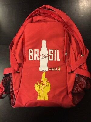 2014 FIFA World Cup Brasil Coca-Cola Backpack