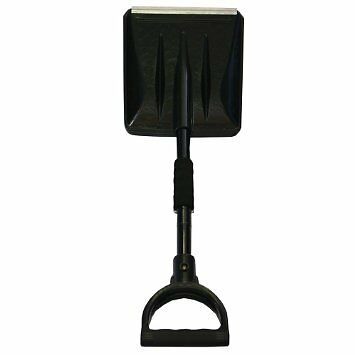 Folding Snow Shovel, Easy storage for Cars, Camping etc