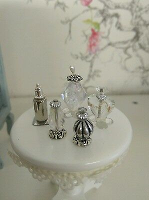 dolls house bathroom accessories