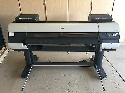"Canon imagePROGRAF iPF8000S 44"" Large-Format Color Inkjet Printer"
