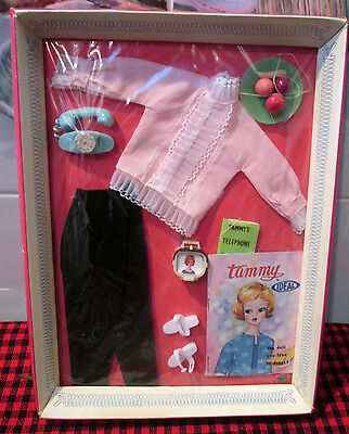 NEW in BOX~IDEAL~1962~TAMMY DOLL~ JAPAN~RING A DING~9152-0~All in MINT CONDITION