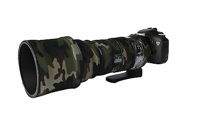 Sigma 150 600mm SPORT Neoprene lens  Protection Camouflage cover : AP Premium