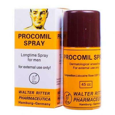 PROCOMIL DELAY SPRAY Premature Ejaculation King Size Super Good Sex 100%
