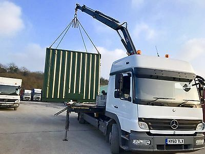 10ft Shipping Container High Cube Free Delivery