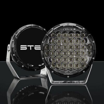 LED Driving Lights 8.5 inch Spot Lights STEDI Round Type X