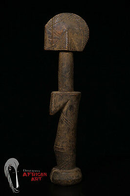 Discover African Art Old Mossi Doll Figure Burkina Faso