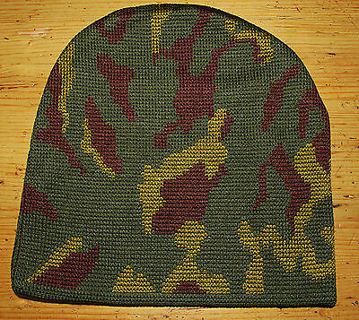 """Russian Spetsnaz Camo Hat """"TCHECHENKA"""".From 90's.Excellent condition."""